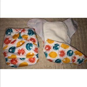 Alva baby 👶 cloth diapers